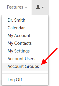 Account Groups